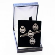 The Royal Tank Regiment - Cufflinks, Tie Slide or Boxed Set from